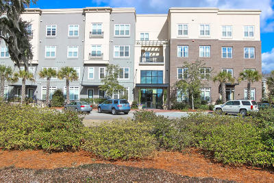 Berkeley County, Charleston County Attached For Sale: 200 River Landing Drive #A302