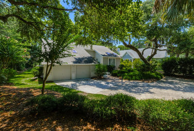 Kiawah Island Single Family Home For Sale: 223 Sea Marsh Drive