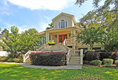 Charleston Single Family Home Contingent: 2120 Rookery Lane