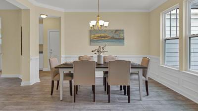 Summerville Single Family Home For Sale: 5 Coastal Wood Lane