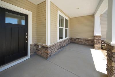 Summerville Single Family Home For Sale: 4 Coastal Wood Lane