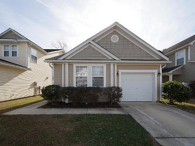 Ladson Single Family Home Contingent: 125 Chemistry Circle