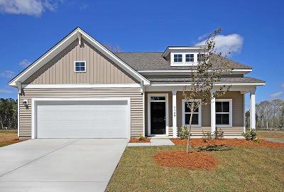 Johns Island Single Family Home For Sale: 1149 Turkey Trot Drive