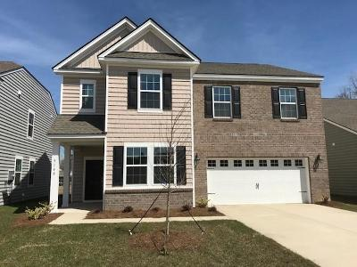 Ladson Single Family Home For Sale: 5140 Preserve Boulevard