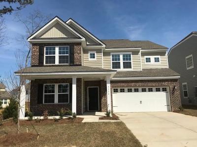 Ladson Single Family Home For Sale: 5136 Preserve Boulevard