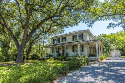 Summerville Single Family Home For Sale: 315 W Carolina Avenue