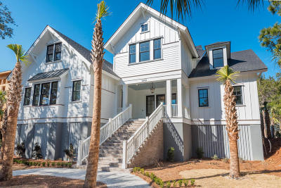 Isle Of Palms Single Family Home For Sale: 2303 Waterway Boulevard