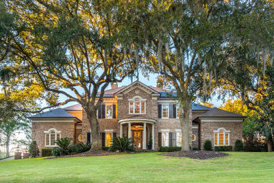 Charleston Single Family Home For Sale: 4 Country Club Drive