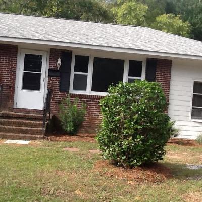 Mount Pleasant Single Family Home Contingent: 1497 Seminole Street