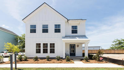 North Charleston Single Family Home For Sale: 4 Indy Drive