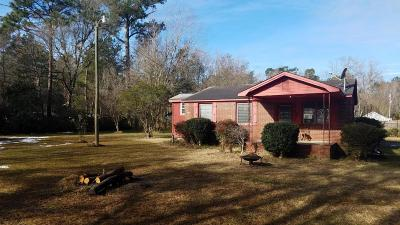 Ladson Single Family Home For Sale: 150 Judy Hill Drive