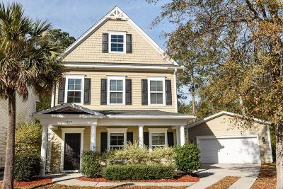 Johns Island Single Family Home Contingent: 1803 Towne Street