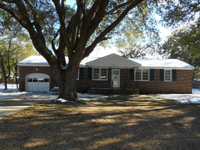 Charleston SC Single Family Home Contingent: $290,000