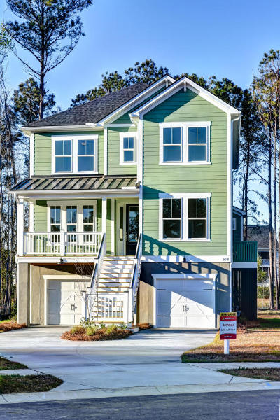 Charleston Single Family Home For Sale: 114 Antilles Circle
