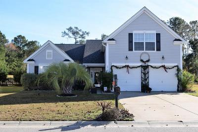 Mount Pleasant Single Family Home For Sale: 2712 Palmetto Hall Boulevard