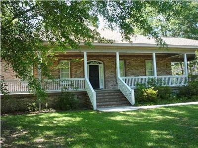Walterboro Single Family Home For Sale: 243 Oxford Drive