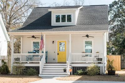 North Charleston Single Family Home Contingent: 4350 Rugheimer Avenue