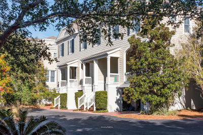 Seabrook Island Attached For Sale: 3036 High Hammock Rd -fairway One