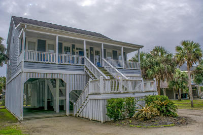 Edisto Beach SC Single Family Home For Sale: $739,000
