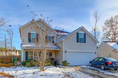 Ladson Single Family Home For Sale: 118 Mockernut Drive