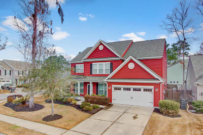 North Charleston Single Family Home For Sale: 8440 Taylor Plantation Road