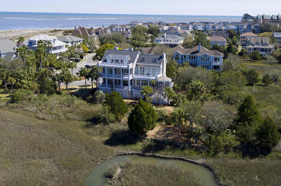 Isle Of Palms SC Single Family Home For Sale: $2,100,000