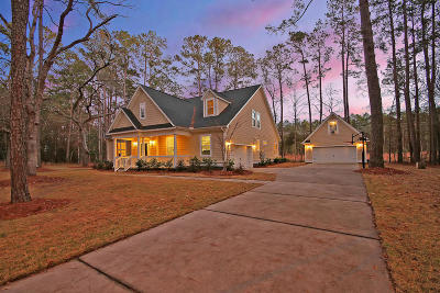 Summerville Single Family Home Contingent: 122 Ashley River Drive