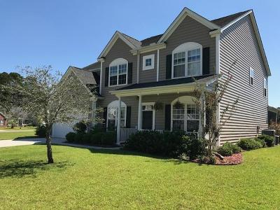 Single Family Home For Sale: 142 Back Tee Circle
