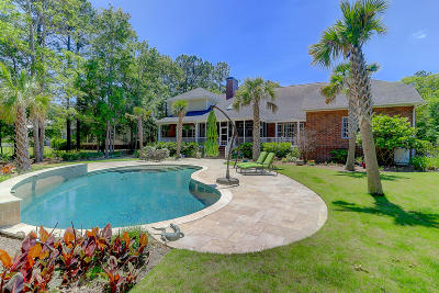 Dunes West Single Family Home For Sale: 1825 Shell Ring Circle