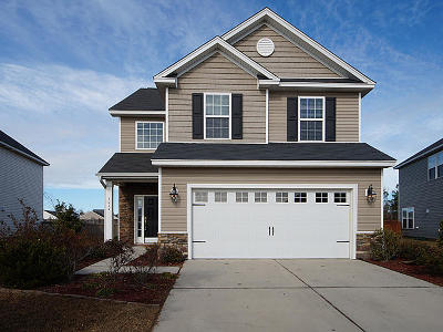 Ladson Single Family Home Contingent: 3014 Adventure Way