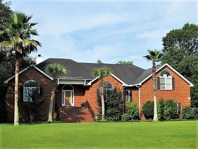 Charleston Single Family Home For Sale: 3126 Winners Circle