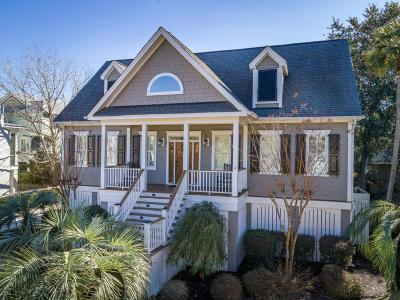 Isle Of Palms Single Family Home For Sale: 3008 Hartnett Blvd
