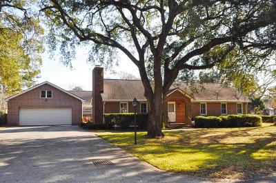 Charleston Single Family Home Contingent: 416 Oak Street