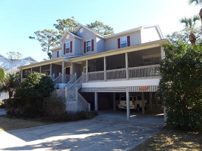 Edisto Beach SC Attached For Sale: $335,000
