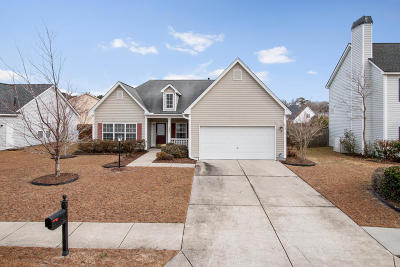 Johns Island Single Family Home Contingent: 2802 Summertrees Boulevard