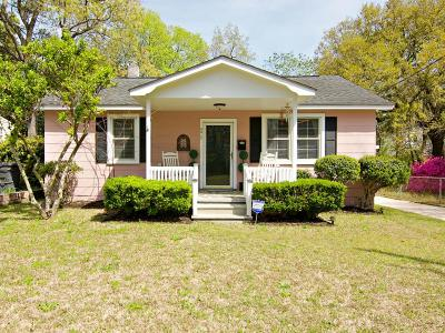 North Charleston Single Family Home For Sale: 4512 Overbrook Avenue