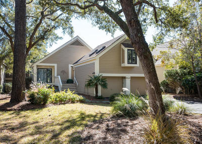 Seabrook Island Single Family Home For Sale: 1021 Embassy Row
