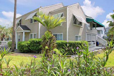 Isle Of Palms Single Family Home For Sale: 2700 Cameron Boulevard