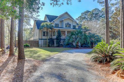 Johns Island Single Family Home For Sale: 3329 River Landing Road