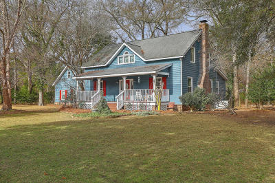 Ravenel Single Family Home For Sale: 5932 Martin Street