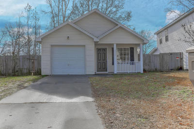 Summerville Single Family Home For Sale: 1213 Jeanna Street
