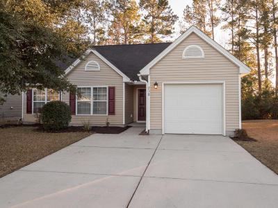 Summerville Single Family Home For Sale: 258 Avonshire Drive