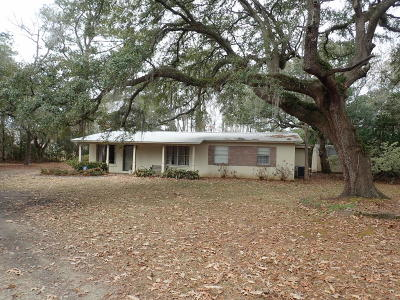 Charleston Single Family Home For Sale: 3306 Bonanza