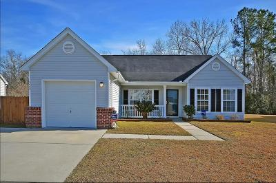 Summerville Single Family Home Contingent: 5025 Thornton Drive