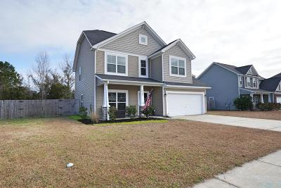 Johns Island Single Family Home For Sale: 2069 Chilhowee Drive