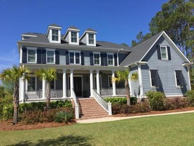 Mount Pleasant Single Family Home For Sale: 2808 Stay Sail Way