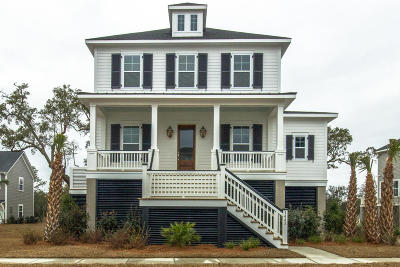 Charleston Single Family Home For Sale: 1443 Willtown Street