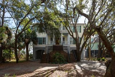 Edisto Island Single Family Home For Sale: 860 Hammocks Way