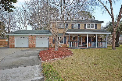 Single Family Home For Sale: 2332 W Palmer Drive