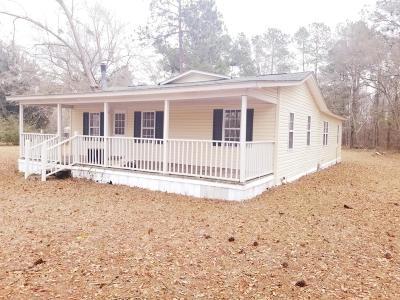 Walterboro Single Family Home Contingent: 161 Quail